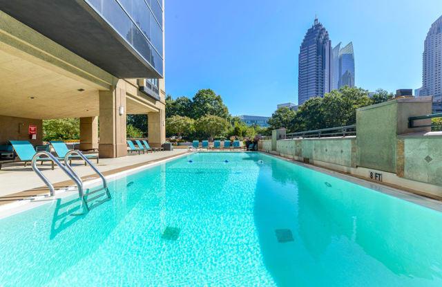 Arts Center Tower Apartment Atlanta