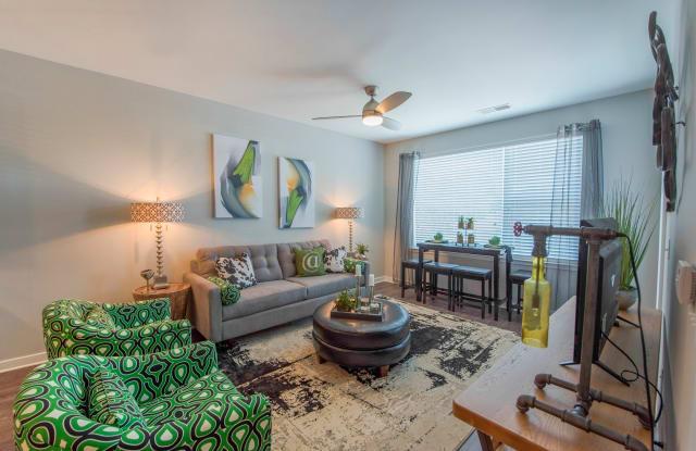 Asbury Flats Apartment Charlotte