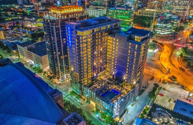 Ascent Victory Park Apartment Dallas