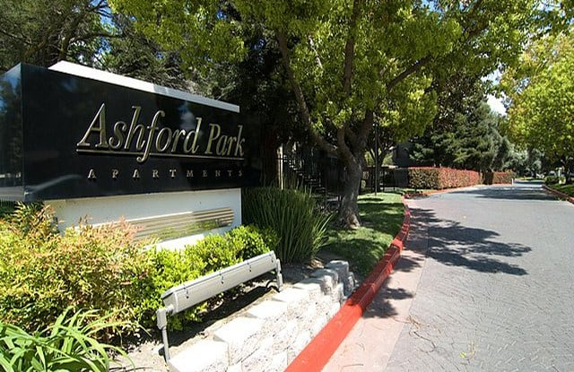 Ashford Park Apartment Sacramento