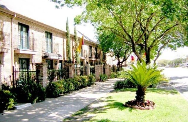 Ashley Square Apartment Houston