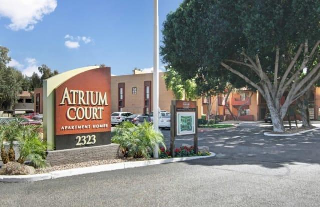 Atrium Court Apartment Phoenix