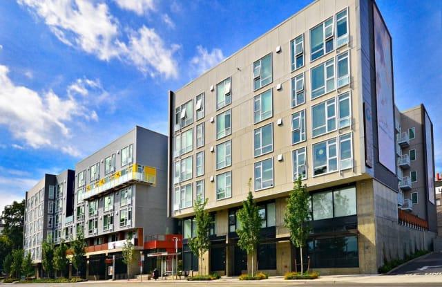 Aura West Seattle Apartment Seattle