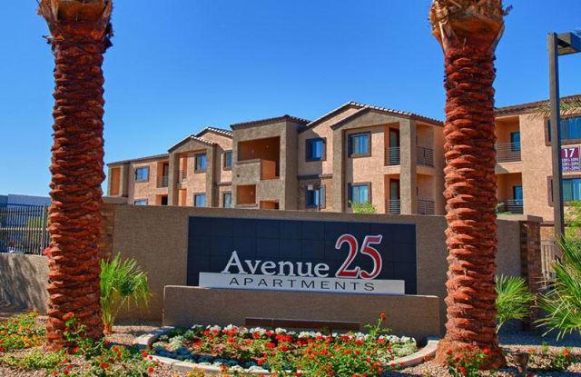 Avenue 25 Apartments Apartment Phoenix