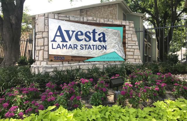 Avesta Lamar Station Apartment Austin