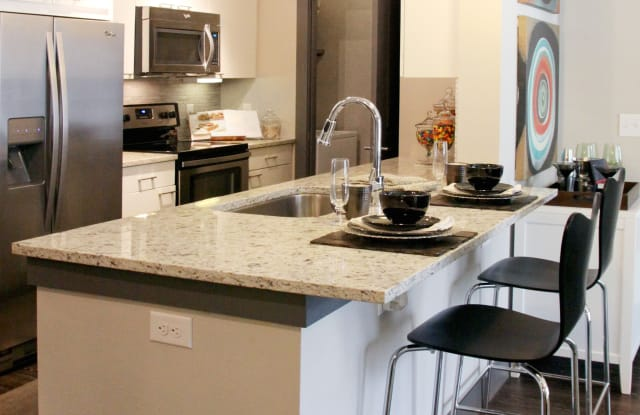 Axis at Wycliff Apartment Dallas