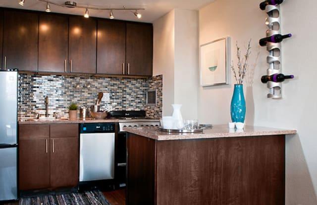 Baker Tower Apartment Denver