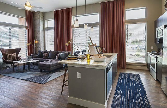 Bell Knox District Apartment Dallas