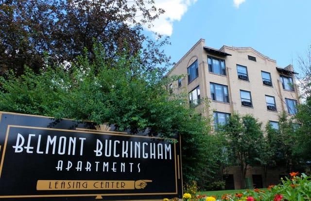 Belmont Buckingham Apartment Denver