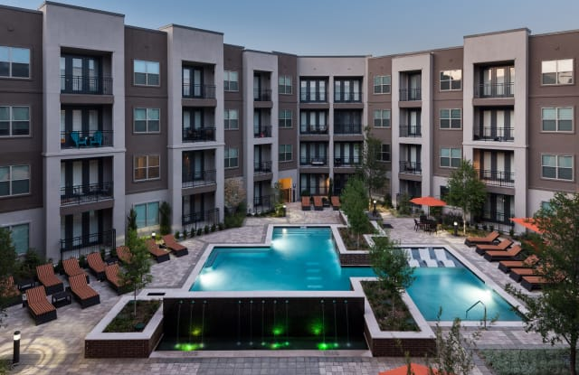 Berkshire Auburn Apartment Dallas