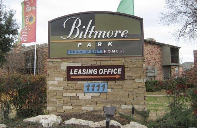 Biltmore Park Apartment San Antonio