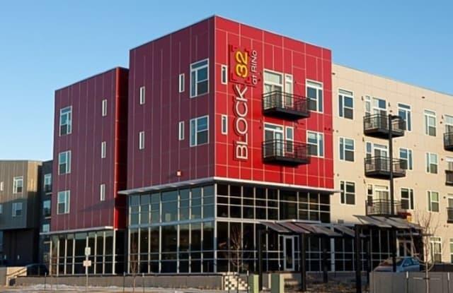 Block 32 at RiNo Apartment Denver