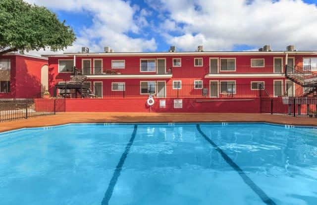 Boston Woods Apartment San Antonio