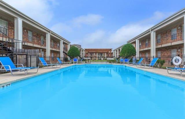 Braeburn Colony Apartment Houston