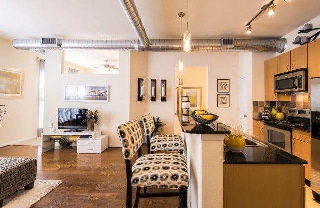 Briar Forest Lofts Apartment Houston