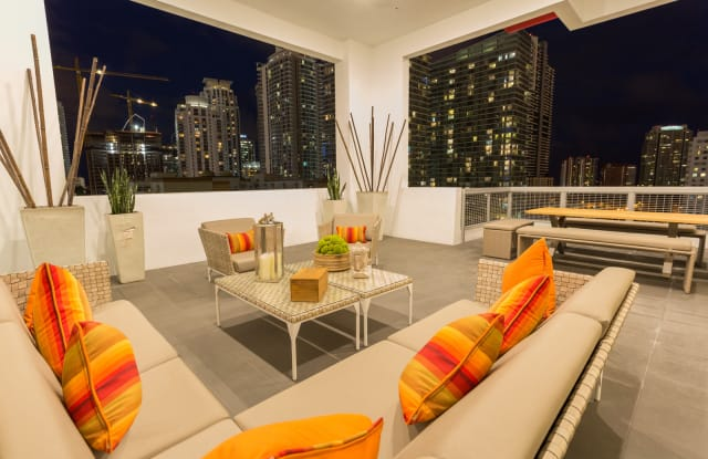 Brickell View Terrace Apartment Miami