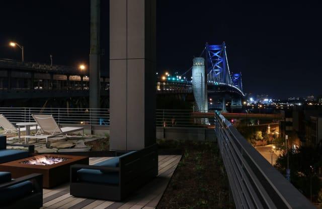Bridge on Race Apartment Philadelphia