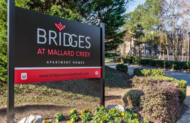 Bridges at Mallard Creek Apartment Homes Apartment Charlotte
