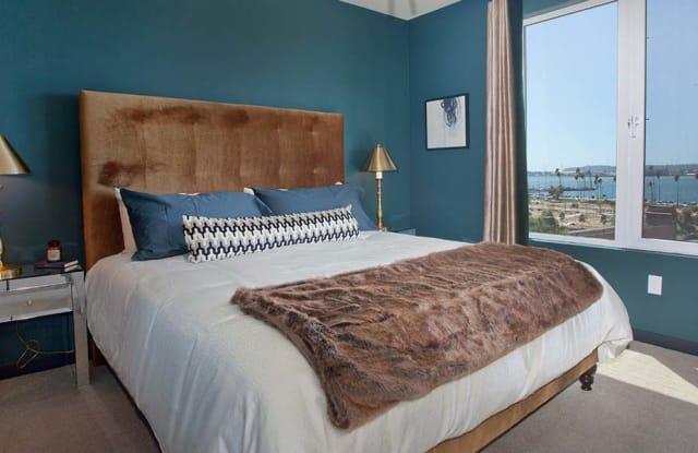 Broadstone Little Italy Apartment San Diego