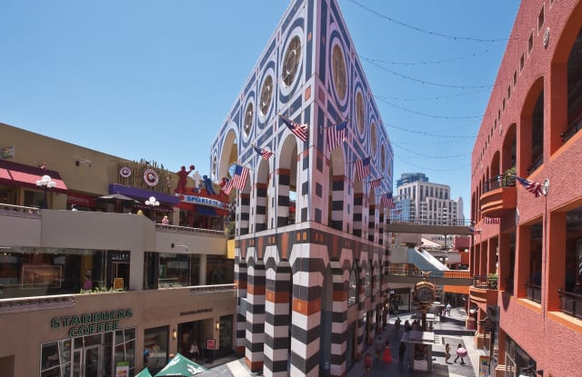Broadway Lofts Apartment San Diego
