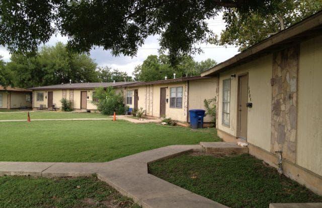 Brookview Duplexes Apartment San Antonio