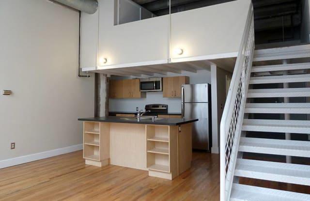 Buerger Brothers Lofts Apartment Denver