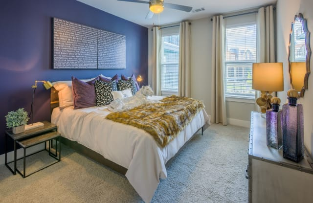 Cadence Music Factory Apartment Charlotte