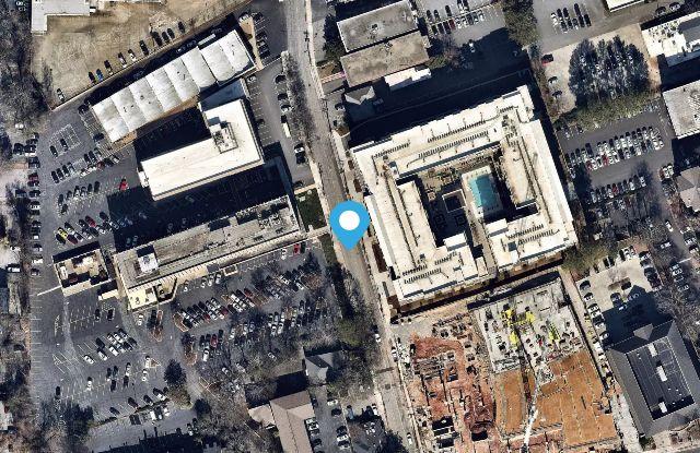 Camden Buckhead Square Apartment Atlanta