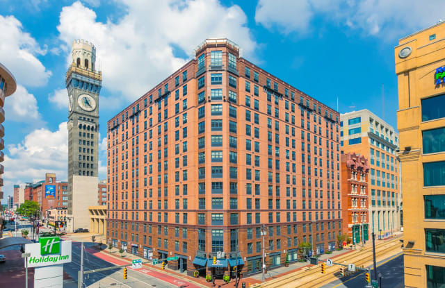 Camden Court Apartment Baltimore
