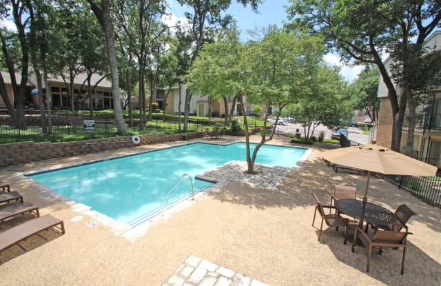 Canyon Creek Apartment Dallas
