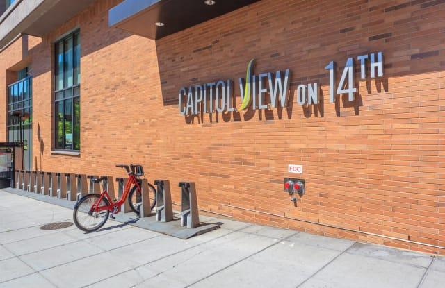 Capitol View on 14th Apartment Washington
