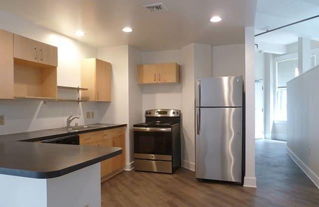 Chamber Lofts Apartment Denver