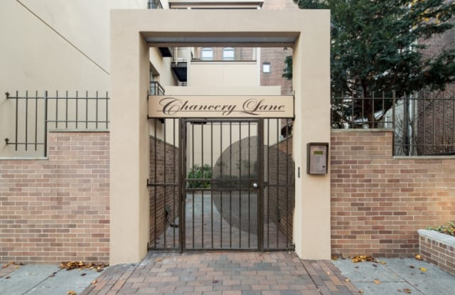 Chancery Lane Apartment Philadelphia