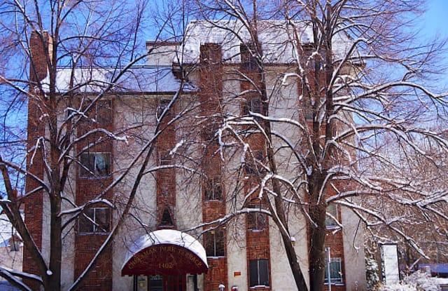 Cheesman Park Terrace Apartment Denver