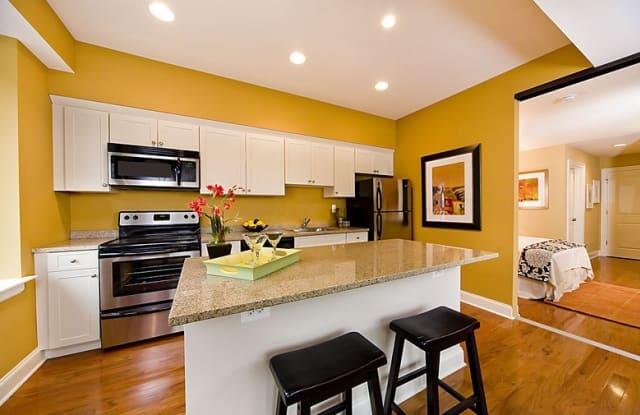 Cherry Street Condominiums Apartment Philadelphia
