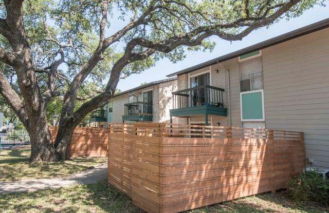 Chestnut Park Apartment San Antonio