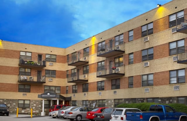 Chestnut Terrace Apartments Apartment Philadelphia