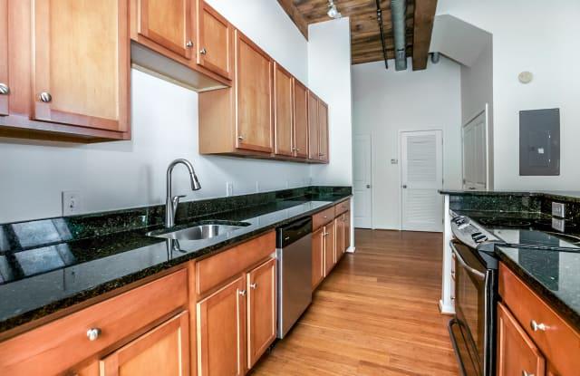 Clipper Mill Apartment Baltimore