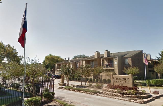 Collingwood Gardens Apartment Houston