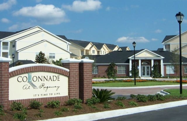 Colonnade at Regency Apartment Jacksonville