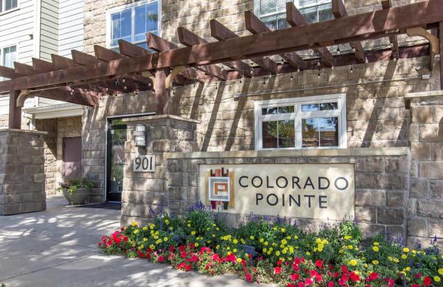 Colorado Pointe Apartment Denver