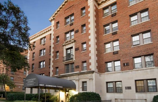 Connecticut Heights Apartment Washington