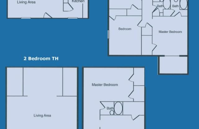 Copper Ridge Apartment Baton Rouge