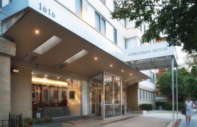 Corcoran House at Dupont Circle Apartment Washington