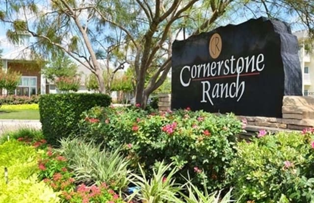 Cornerstone Ranch Apartment Houston