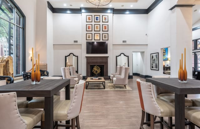 Cortland Bryan Place Apartment Dallas