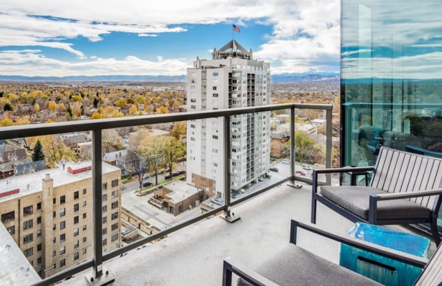 Country Club Towers II & III Apartment Denver