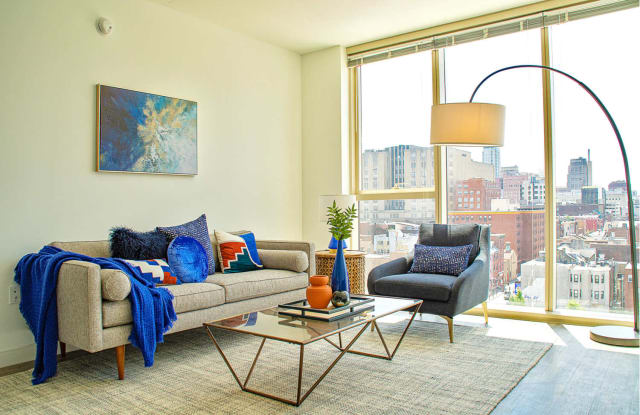 Crane Chinatown Apartment Philadelphia