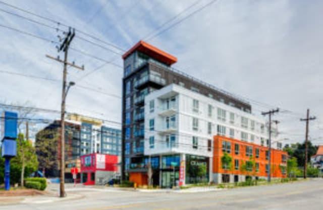Crane Apartment Seattle
