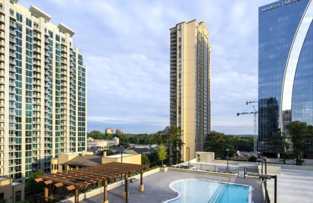 Cyan on Peachtree Apartment Atlanta